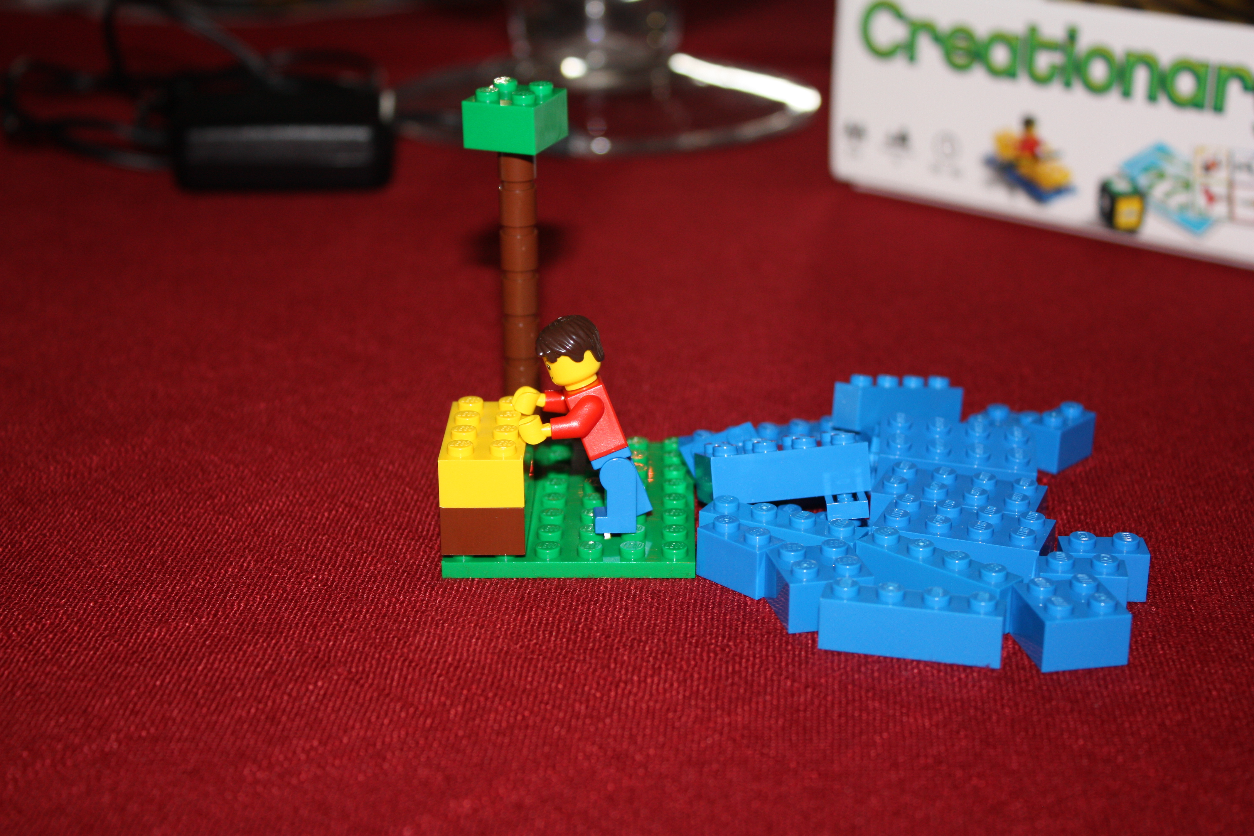 Lego Creationary creation
