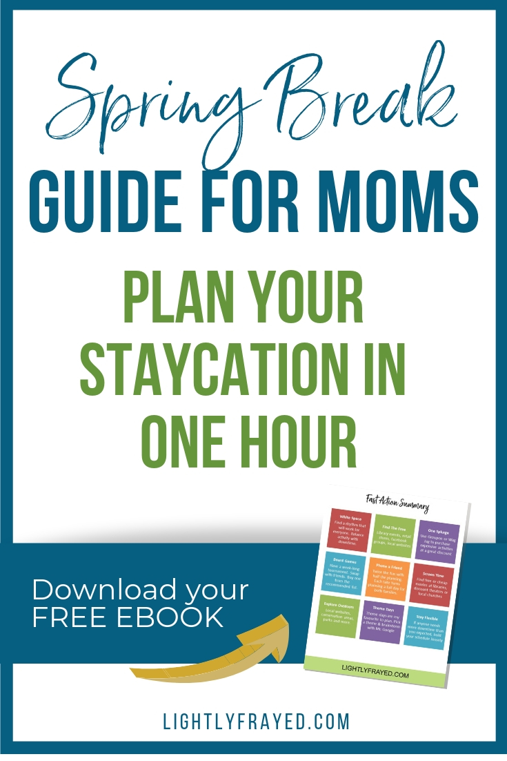 Best Tips and Tricks to Plan a Staycation For your Kids. On a budget. And packed with fun.