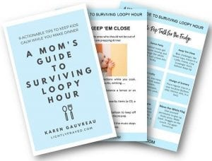 A Mom's Guide to Surviving Loopy Hour