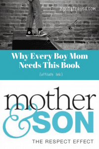 Moms can learn respect-talk and revolutionize their relationship with their sons.