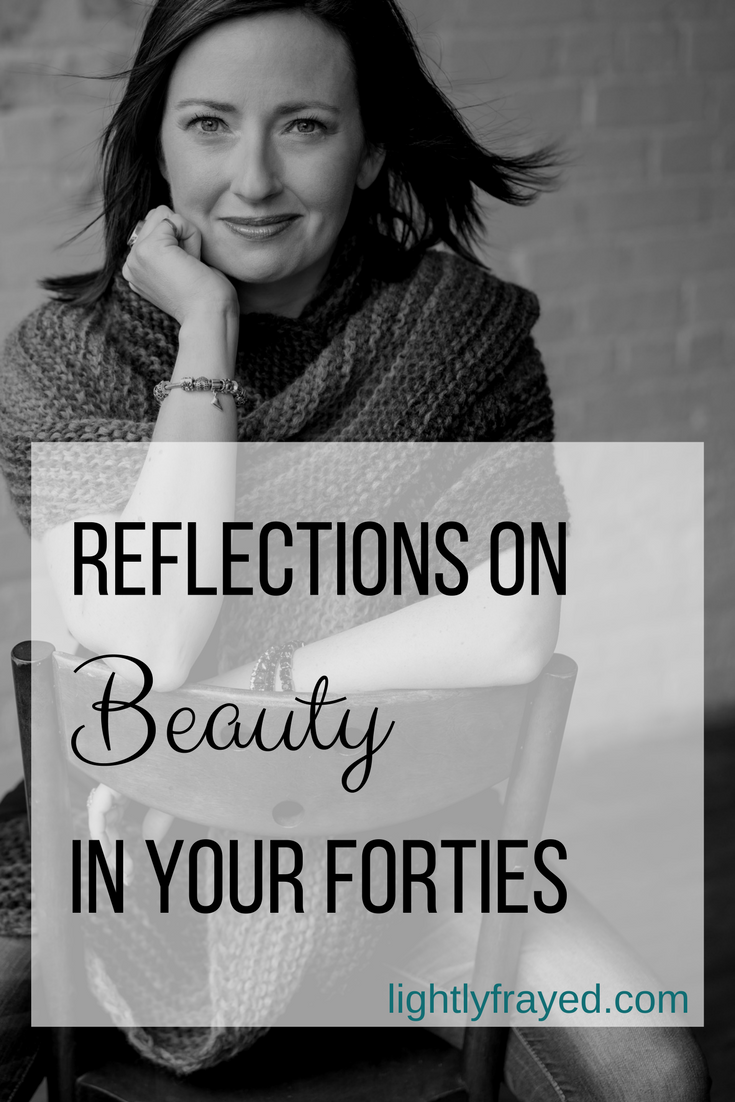 beauty in your forties