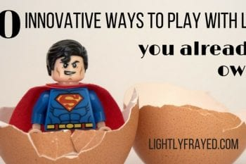 10 Innovative Ways to Play With Lego You Already Own