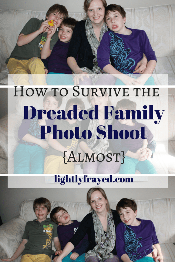 Taking pictures of children is never easy. Here are some strategies to keep your sanity while taking pictures.